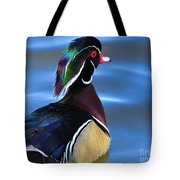 Ducktail Soup Tote Bag