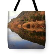 Duddingston And The Queen's Park Tote Bag