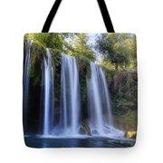Duden Waterfall - Turkey Tote Bag