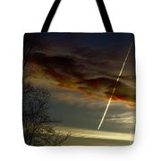 Due East Tote Bag