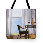 Due Rossi Al Mare Tote Bag