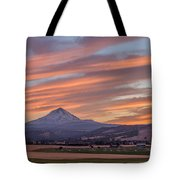 Dufur Views Tote Bag