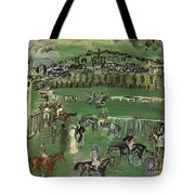 Dufy: Race Track, 1928 Tote Bag