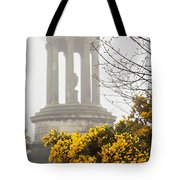 Dugald Stewart Monument Tote Bag