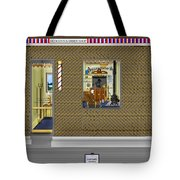 Dugger's Barber Shop Tote Bag