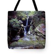 Duggers Creek Falls Tote Bag