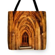 Duke Chapel Tote Bag