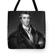 Duke Of Wellington Tote Bag
