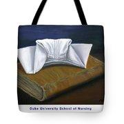 Duke University School Of Nursing Tote Bag