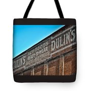 Dulin's Dry Goods Tote Bag