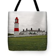 Dull Day At The Seaside. Tote Bag