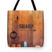 Dull Sharp Tote Bag