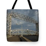 Duluth Lift Bridge 2 Tote Bag