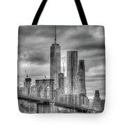 Dumbo District Tote Bag