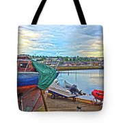 Dun Laoghaire 14 Tote Bag