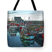 Dun Laoghaire 15 Tote Bag