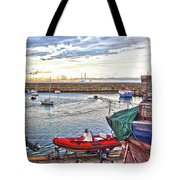 Dun Laoghaire 19 Tote Bag