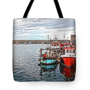 Dun Laoghaire 27 Tote Bag