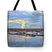 Dun Laoghaire 33 Tote Bag