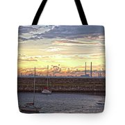 Dun Laoghaire 40 Tote Bag