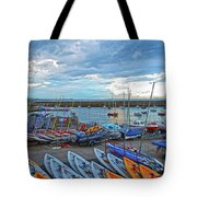 Dun Laoghaire 8 Tote Bag