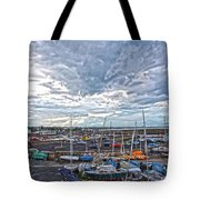 Dun Laoghaire 9 Tote Bag
