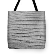Dune Textures In Monochrome Tote Bag