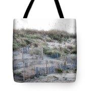 Dune Walk Tote Bag