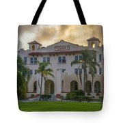 Dunedin Florida - The Fenway Tote Bag