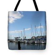 Dunedin Marina I Tote Bag