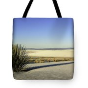 Dunes And Yucca One Tote Bag