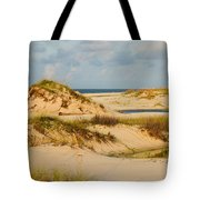 Dunes At Gulf Shore Tote Bag
