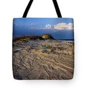 Dunes At St. Simons Island Tote Bag