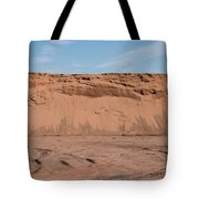 Dunes Of Sand Tote Bag