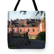 Dunfermline. Abbot House. Tote Bag