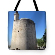 Dungeon In Aigues Morte Tote Bag