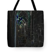 Dungeon Passage Tote Bag