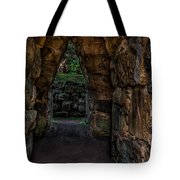 Dungeon Walls Tote Bag