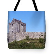 Dunguaire Castle Kinvara Ireland Tote Bag
