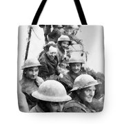 Dunkirk By John Springfield Tote Bag