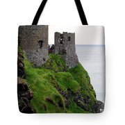 Dunluce Castle II Tote Bag