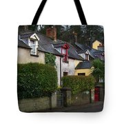 Dunmore Houses Tote Bag