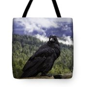 Dunraven Raven Tote Bag