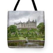 Dunrobin Castle 1325 Tote Bag