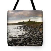 Dunstanburgh Castle Uk Tote Bag