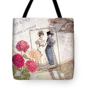 Duo For Piano And Violin Tote Bag