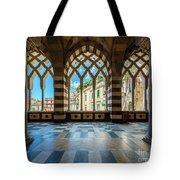Duomo Di Amalfi Tote Bag