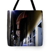 Duomo In The Dark Tote Bag