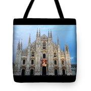 Duomo - Milan -italy Tote Bag