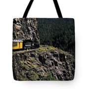 Durango - Silverton Train Tote Bag